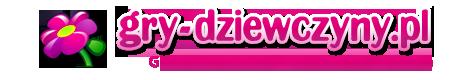 Logo gry-dziewczyny.pl - serwisu z grami dla dziewczyn i dziewczynek